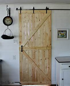 Our DIY Barn Door - Knick of Time
