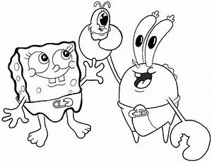 How to Draw Baby Spongebob, Mr. Krabs, and Plankton from ...