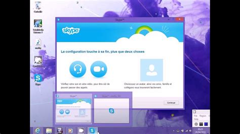 bureau windows à l envers installer skype pour bureau 28 images ajouter un