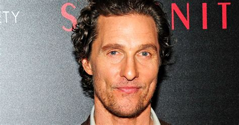 Matthew Mcconaughey Describes His Beach Bum Character