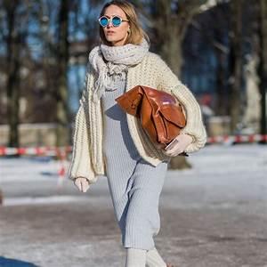 Best Winter Street Style | POPSUGAR Fashion