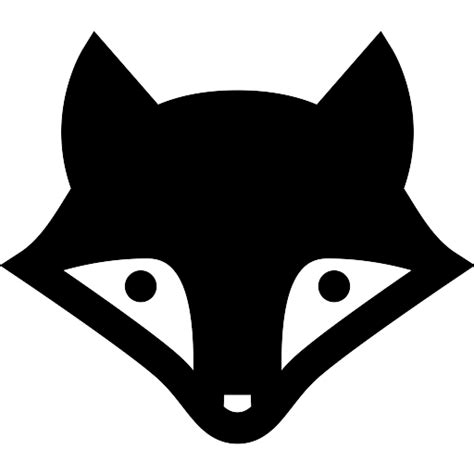 Available in png and vector. Fox - Free animals icons
