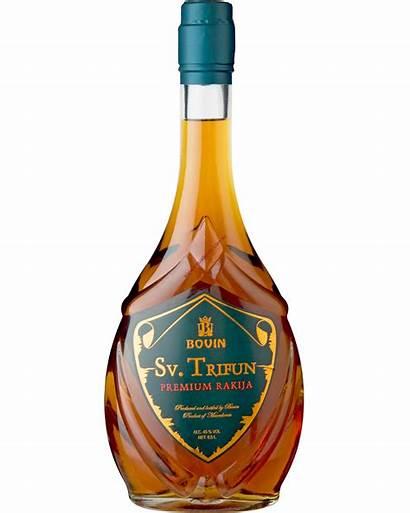 Sv Trifun Rakija Brandy Bovin Premium Liquor