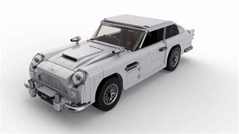 Lego 10262 Bond Aston Martin Db5 The Lego Car