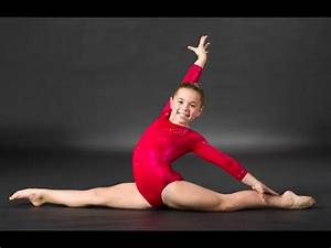 Flippin' Katie | The First 4 Years of Gymnastics - YouTube  Gymnastics