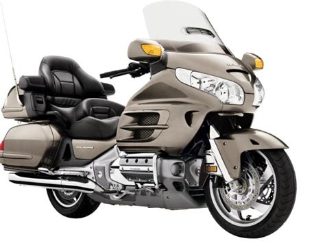 Honda Goldwing Modification by Gl1800 Gold Wing Honda Design Car Modification 2011