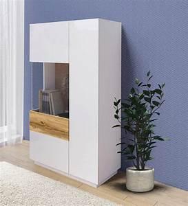 Standvitrine Weiß Hochglanz : standvitrine vitrine glasvitrine schrank wei hochglanz ~ Watch28wear.com Haus und Dekorationen