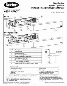 Norton 5700 Wiring Diagram