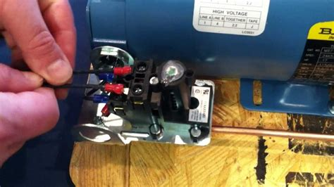 volt air compressor pressure switch wiring diagram
