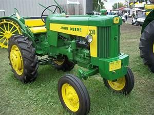 John Deere 330 Garden Tractor Manual