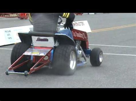 Slicks Garage Lawn Mower Engine by Lawnmower Racing In Goldendale Wa
