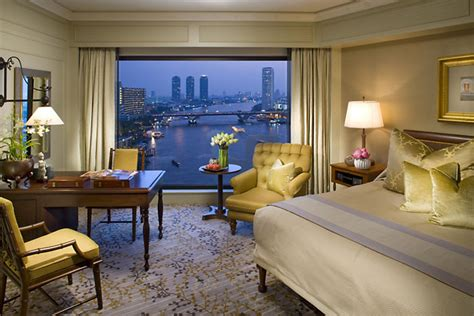 deluxe room mandarin oriental hotel bangkok