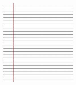 image gallery lined paper a4 template With a4 letter paper