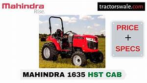 All Mahindra 1600 Tractors Price In Usa  Specs  U3010offers 2020 U3011