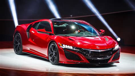 2016 acura nsx preview cnet