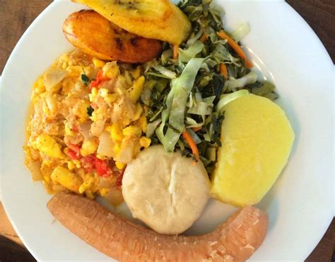 dishes   jamaican
