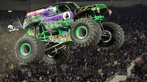 how many monster trucks are there in monster jam monster jam trucks have monster appeal car news carsguide