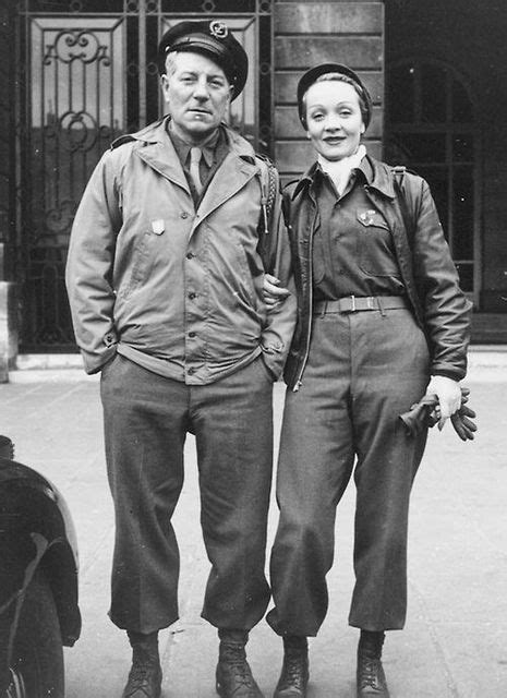 jean gabin french actor marlene and jean gabin in 1941 the french actor and