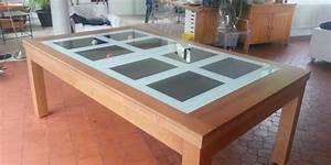 beau table billard convertible table a manger 11 pin With table de billard transformable en table de salle a manger