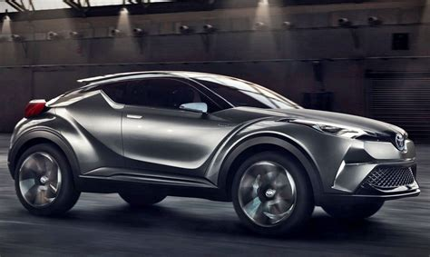 Toyota Chr Hybrid Picture by 2019 Toyota Chr Hybrid Redesign And Specs 2019 2020 Best