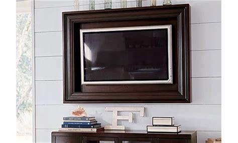 cadre tv murale pour ecran plat meuble oreiller matelas memoire de forme