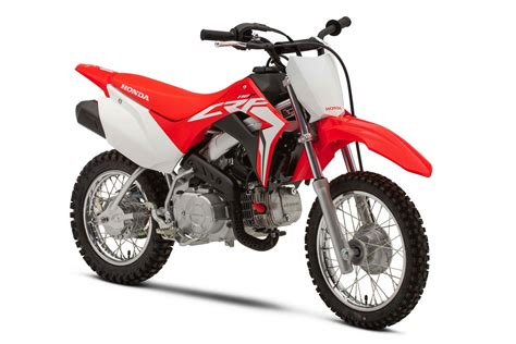 2019 Honda Crf110f First Look (fast Facts