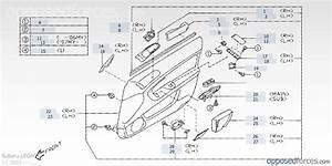 Remove Door Panel - How  - Subaru Outback