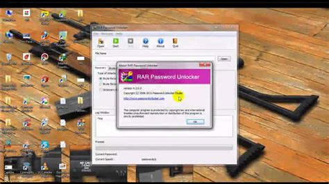 how to remove winrar password