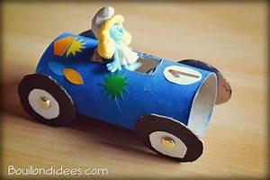 Voiture Hs Que Faire : recyclez vos rouleaux de papier toilette en voitures de courses ~ Gottalentnigeria.com Avis de Voitures
