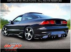 Rearbumper for Ford Probe 1993 1997 › AVB Sports car