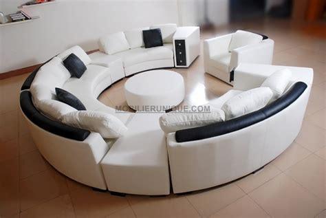 canape tissu taupe canapé d 39 angle en cuir italien en rond design et pas cher