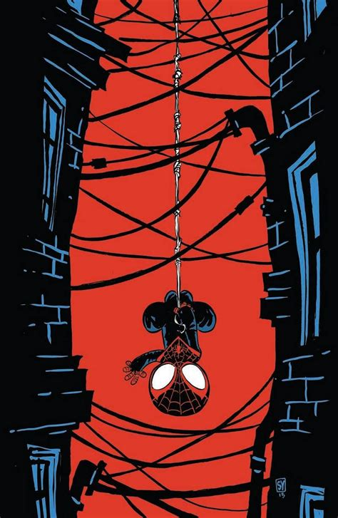 foto de Spider Man #1 variant cover by Skottie Young * Skottie