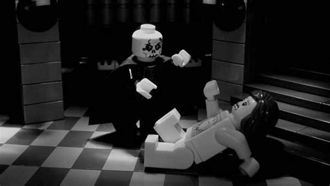 The Classic Movie Scenes by LEGO Bricks | Gadgetsin