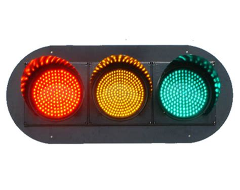 led traffic lights in autoevolution