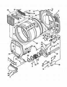 Kenmore Elite He4t Washer Parts Manual
