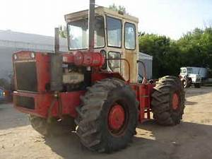 Ford Versatile D118  D145  G125 Tractor Service Manual