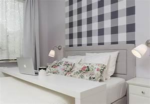 Deckkraft Wandfarbe Weiß : ablagetisch bett ~ Michelbontemps.com Haus und Dekorationen