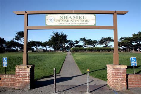 shamel park cambria ca california beaches