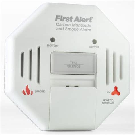 first alert 3 beeps green light best carbon monoxide detectors first alert smoke and