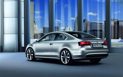 Volkswagen New Compact Coupe Concept Revealed (details And