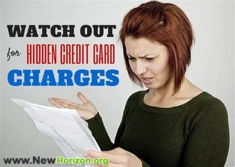 Credit card hidden charges india. Watch Out for Hidden Credit Card Charges   Small business credit cards, Business credit cards ...