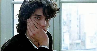 Snape Garrel Louis Severus Sad Young Harry