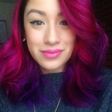 448 Best Images About Hair On Pinterest Dip Dye Hair