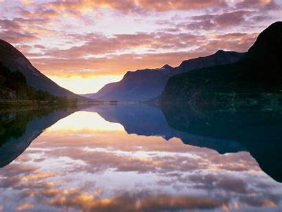Norway Sunrise Nature Wallpapers Tromso Landscape Countries
