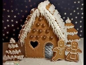 Kit Maison En Pain D épice : assemblage de votre maison en pain d 39 pices youtube ~ Teatrodelosmanantiales.com Idées de Décoration