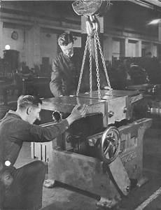 wadkin woodworking machinery leicester