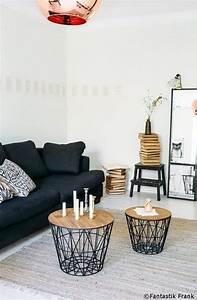 les 25 meilleures idees de la categorie canape noir sur With tapis de couloir avec bout de canapé style industriel