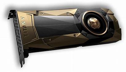 Titan Nvidia Volta Vga Cuda Tensor Card