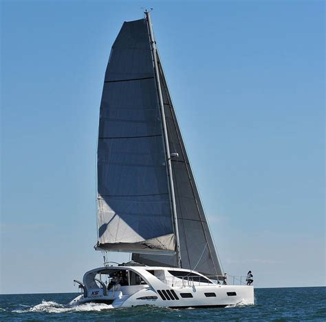 Catamaran X5 by Xquisite Yachts Set To Debut 50 Footer At Strictly Sail