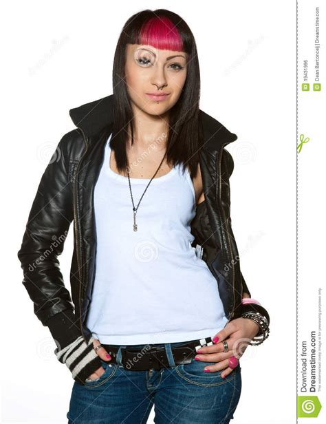 Cool Teen Girl Royalty Free Stock Image  Image 19431996